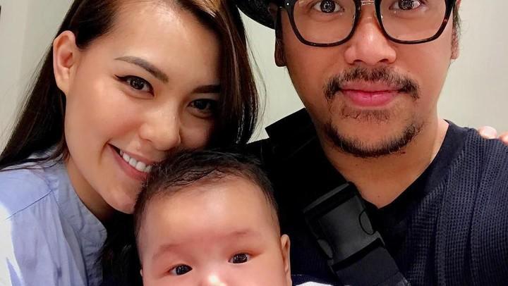 <p>Hendra Samuel Simorangkir atau Sammy menikah dengan Viviane dan memiliki seorang anak, Gevariel Jogi Simorangkir. (Foto: Instagram @sammysimorangkir)</p>