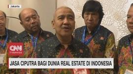 VIDEO: Jasa Ciputra Bagi Dunia Real Estate di Indonesia