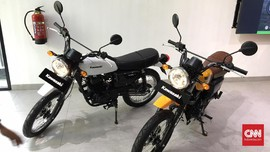 Kawasaki W175 Diskon Rp6 Juta, Tak Jauh dari Harga Bekas