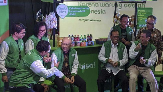 GrabKios menyatakan ingin terus memajukan warung agar tidak ada pihak yang tertinggal serta dapat turut andil sebagai penggerak ekonomi Indonesia.