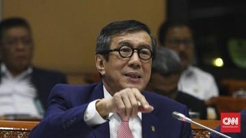 Polemik Harun Masiku, Fraksi PKS Sarankan Yasonna Laoly Cuti