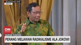 VIDEO: Mahfud MD Dukung Presiden Keluarkan Perppu KPK