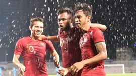 Timnas Indonesia vs Brunei Dipastikan Tak Ditunda