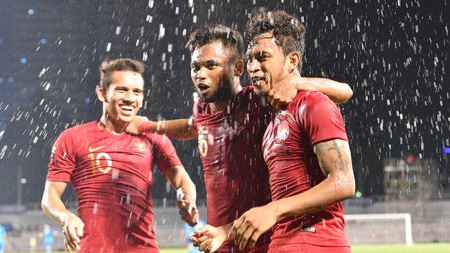 Indonesia kalah dari Vietnam dan Skuat Garuda wajib menggila di dua laga tersisa untuk lolos dari grup neraka SEA Games 2019.