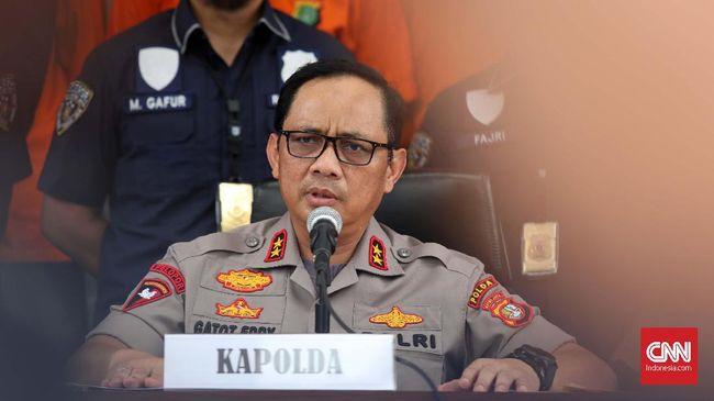Wakapolri Komjen Gatot Eddy selangkah lagi duduk sebagai orang nomor satu Korps Bhayangkara.