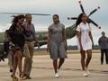 Suara Michelle-Barack Obama soal Rasialisme dan George Floyd