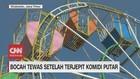VIDEO: Bocah Tewas Terjepit Komidi Putar