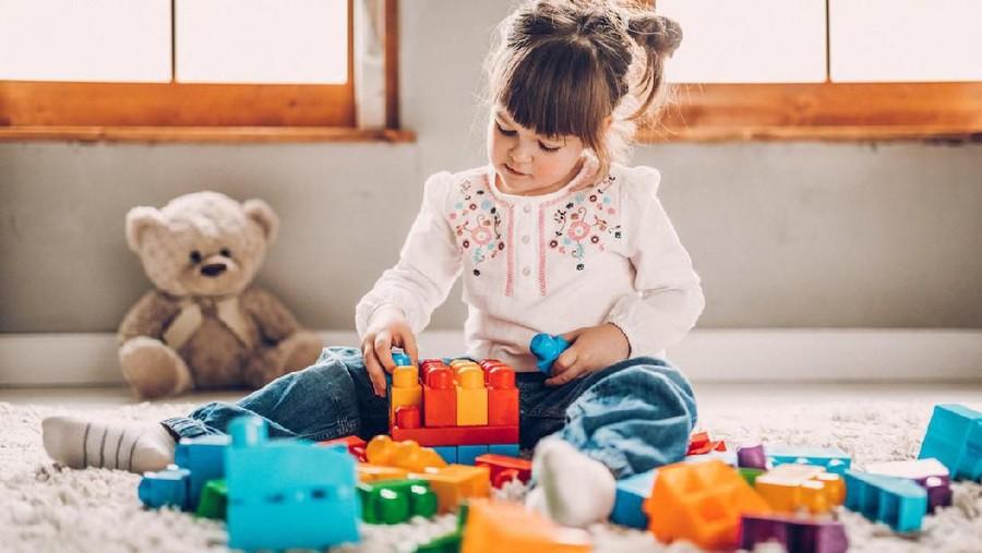 5 Mainan yang Bisa Bantu Tingkatkan Kecerdasan Anak