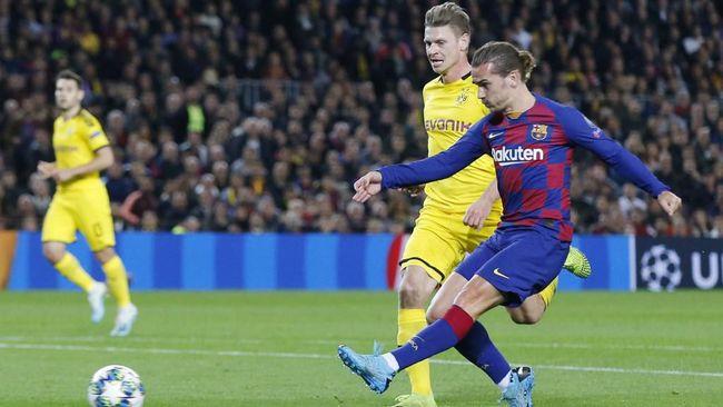 Barcelona kian meninggalkan Real Madrid dalam pencapaian rekor di Liga Champions usai lolos ke babak 16 besar musim ini.
