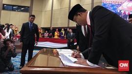 Anies Harap Program DKI Aman Usai Anggaran Diteken Rp87,9 T