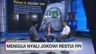 VIDEO: Guntur Romli Tagih Ketegasan Jokowi Bubarkan FPI
