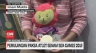 VIDEO: Pemulangan Paksa Atlet Senam Sea Games 2019