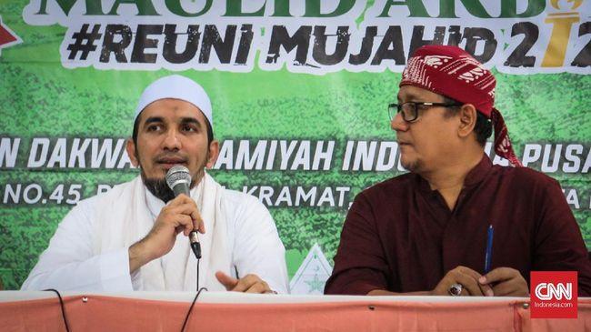 Ketua Umum FPI Sobri Lubis ingin menjelaskan secara langsung konsep NKRI Bersyariah kepada Mendagri Tito Karnavian agar tidak ada salah paham.