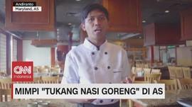 VIDEO: Mimpi Tukang Nasi Goreng di AS