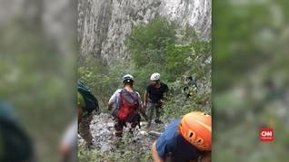 VIDEO: Pemanjat Tebing Brad Gobright Tewas