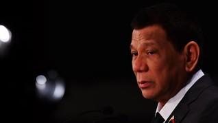 Duterte Pastikan Sekolah Tak Dibuka sampai Vaksin Ditemukan