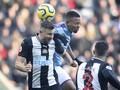 5 Catatan Menarik Newcastle Tahan Man City di Liga Inggris