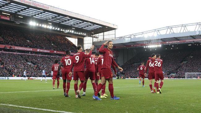 Wayne Rooney yakin Everton punya potensi untuk menjegal Liverpool dalam duel di pekan ke-15 Liga Inggris.