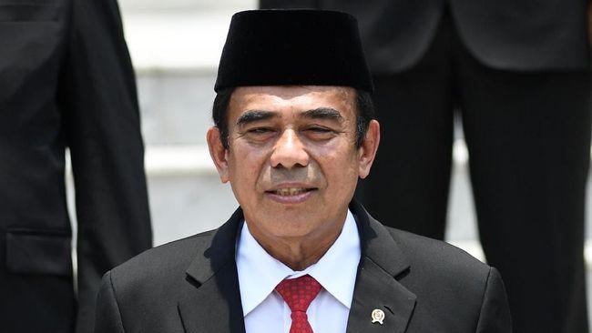 Menag Fachrul Razi memastikan dua konten dalam pelajaran agama Islam, yakni khilafah dan jihad hanya dipindah dari pelajaran ilmu fiqih ke sejarah Islam.