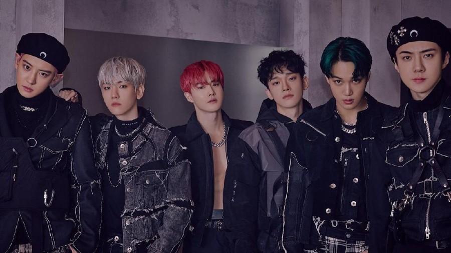 Rajai Tangga Lagu Dunia, EXO Masuk Top 10 Artist Melon Awards 2019