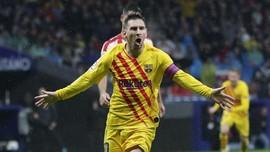 Messi Absen Latihan Gabungan Jelang Barcelona vs Mallorca