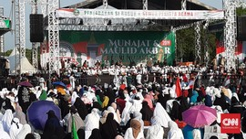 Panitia Reuni 212: Indonesia Berjaya Kalau Anies Pimpinannya