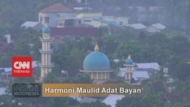 VIDEO: Harmoni Maulid Adat Bayan