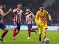 Meme Lucu Messi Jadi Bintang di Atletico vs Barcelona