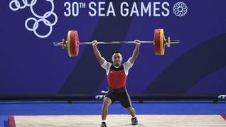 NOC Akomodir Permintaan Eko Yuli demi Emas Olimpiade Tokyo