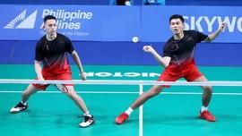 Prediksi Indonesia vs Malaysia di Final Badminton SEA Games