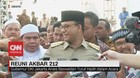 VIDEO: Anies Baswedan Hadiri Reuni 212 di Monas
