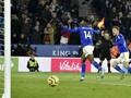 VAR Bantu Leicester Kejar Liverpool di Liga Inggris