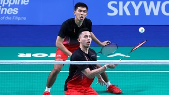 Link Live Streaming Indonesia vs Denmark di Thomas Cup