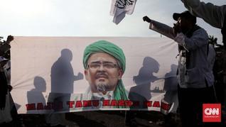 Wacana Kepulangan Rizieq di Tengah Marak Demo Omnibus Law