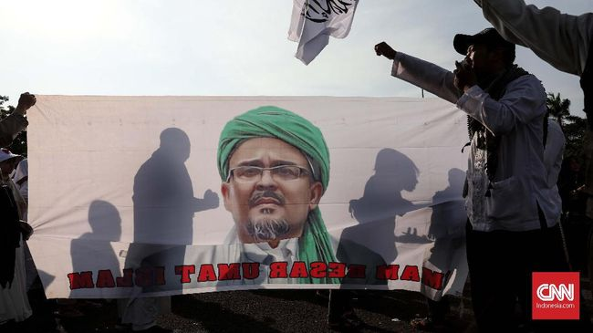 Wacana kepulangan Rizieq Shihab ke Indonesia muncul setelah ada kabar tokoh tersebut sudah bebas pencekalan di Arab Saudi.