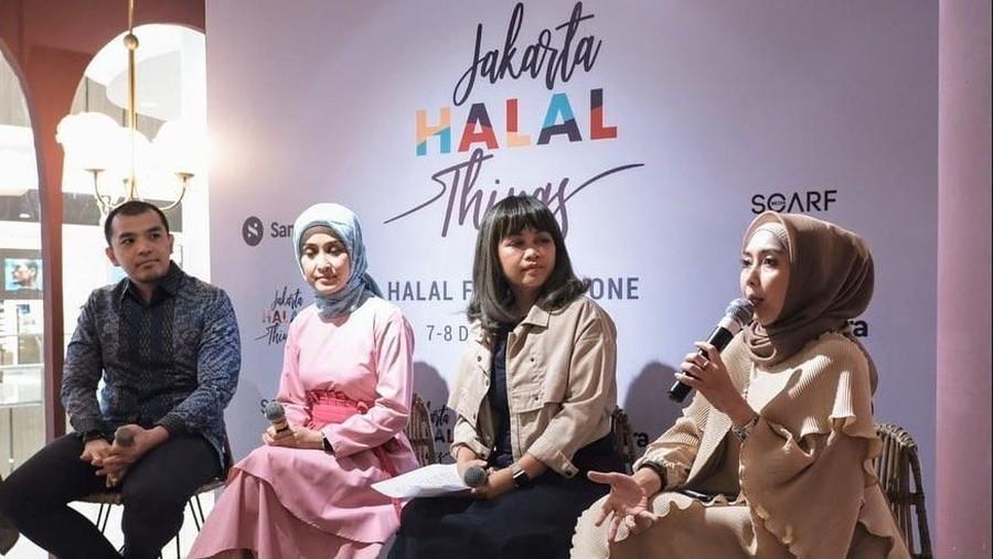 Cari Gaya Hidup Halal di Jakarta Halal Things 2019