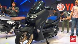 Segudang Fitur Yamaha Nmax VVA Jegal Honda PCX 160 di RI