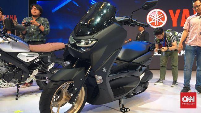 Harga Yamaha Nmax 2020 diumumkan hari ini Jumat (17/1) dan dijual mulai Rp29,5 juta on-the-road Jakarta.
