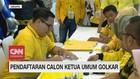VIDEO: Pendaftaran Hari Terakhir Caketum Golkar
