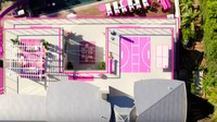 <p>Itu bisa Bunda dan keluarga rasakan dengan menginap di Barbie Malibu Dreamhouse. (Foto: YouTube AirBnB) </p>
