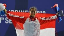Lifter Windy Cantika Lolos ke Olimpiade Tokyo 2020