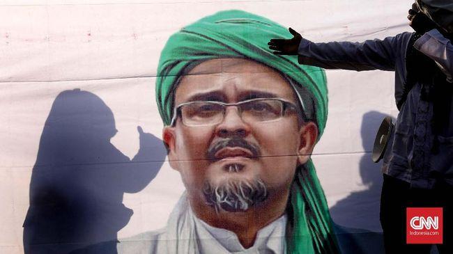 Jelang kepulangan Habib Rizieq, tagar #AhlanWaSahlanIBHRS menggema sebagai bentuk dukungan para pengikut.