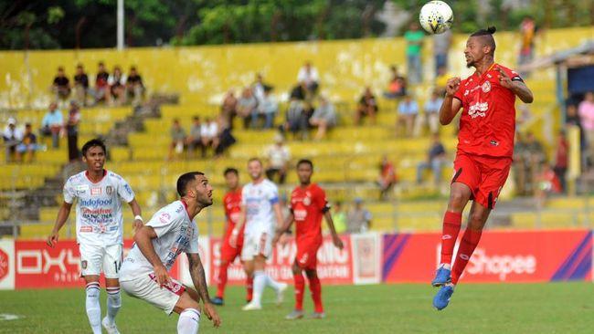 Semen Padang dan Perseru Badak Lampung mengikuti jejak Kalteng Putra terdegradasi dari Liga 1 2019.