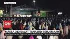 VIDEO: Salat Tahajud Reuni 212 Dipimpin Imam dari Palestina