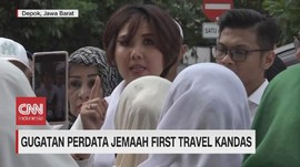 VIDEO: Gugatan Perdata Jemaah First Travel Kandas