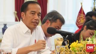 Jokowi Minta Armenia Buka Pasar Bebas untuk Indonesia