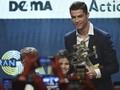 Ke Dubai, Ronaldo Pakai Jam Tangan Termahal di Dunia Rp6,9 M