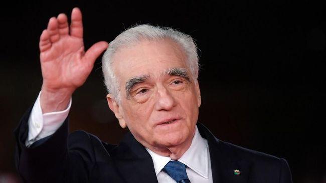 Sutradara Martin Scorsese meminta penonton untuk tidak menyaksikan film arahannya, The Irishman, menggunakan ponsel.