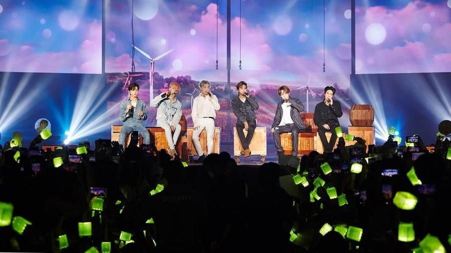 NCT Dream Sukses Gemparkan Bangkok di Konser 'The Dream Show'