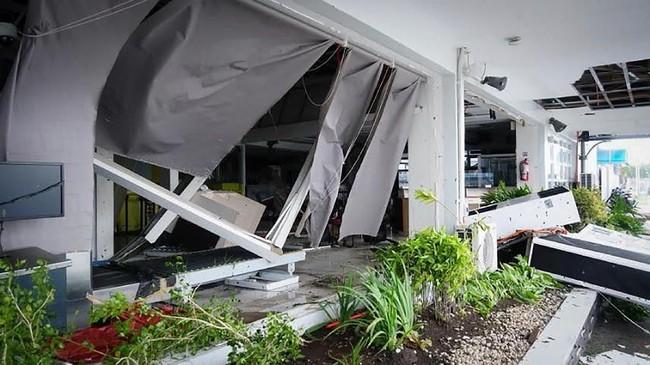 Badai disertai hujan lebat dan angin kencang menerjang Filipina sejak Jumat (29/11) hingga Selasa (3/12) di tengah pesta SEA Games 2019.